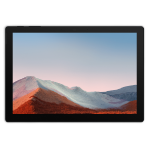 "Microsoft Surface Pro 7+ 256 GB 31.2 cm (12.3"") 11th gen Intel® Core™ i7 16 GB Wi-Fi 6 (802.11ax) Windows 10 Pro Black"