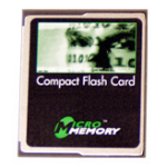 MicroMemory 512MB CF x40 Type I 0.5GB CompactFlash memory card