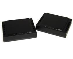 StarTech.com 4 Port 10/100 VDSL2 Ethernet Extender Kit over Single Pair Wire - 1km