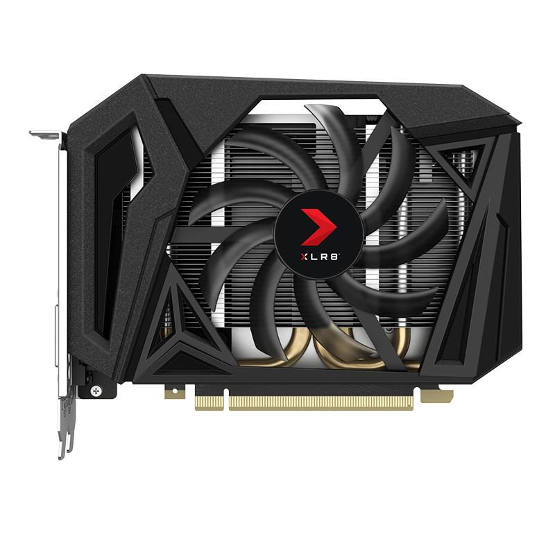 PNY VCG16606SFPPB-O graphics card GeForce GTX 1660 6 GB GDDR5