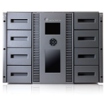 Hewlett Packard Enterprise MSL8096 2 LTO-5 Ultrium 3000 SAS Tape Library 144000GB 8U