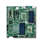 Supermicro X8DTi-F Intel 5520 Socket B (LGA 1366) Extended ATX server/workstation motherboard