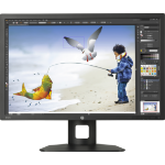 """HP Z30i 76.2 cm (30"""") 2560 x 1600 pixels LED Black"""