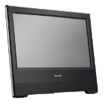 Shuttle X50V4 (15.6 inch Touchscreen) All-in-One PC Barebone Intel Celeron (2957U) 1.4GHz 2MP Webcam no Memo