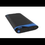 Cygnett ChargeUp Digital 10000 Lithium Polymer (LiPo) 10000mAh Blue, Grey power bank