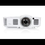 Optoma EH200ST Desktop projector 3000ANSI lumens DLP 1080p (1920x1080) 3D White data projector