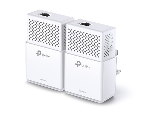 TP-LINK AV1000 1000Mbit/s Ethernet LAN White 2pc(s)