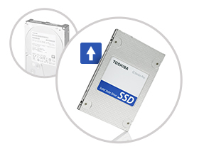 Toshiba SSD100EU-V256 notebook accessory