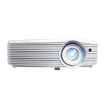 Optoma EH512 data projector 5000 ANSI lumens DLP 1080p (1920x1080) 3D Desktop projector White