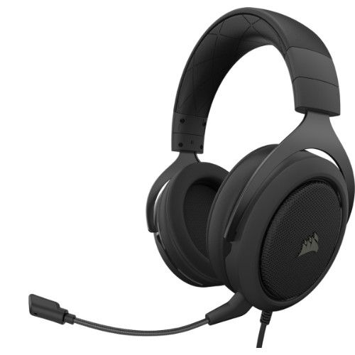 Corsair HS50 PRO Stereo headset Head-band Binaural Black