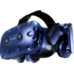HTC Vive Pro Dedicated head mounted display Violet