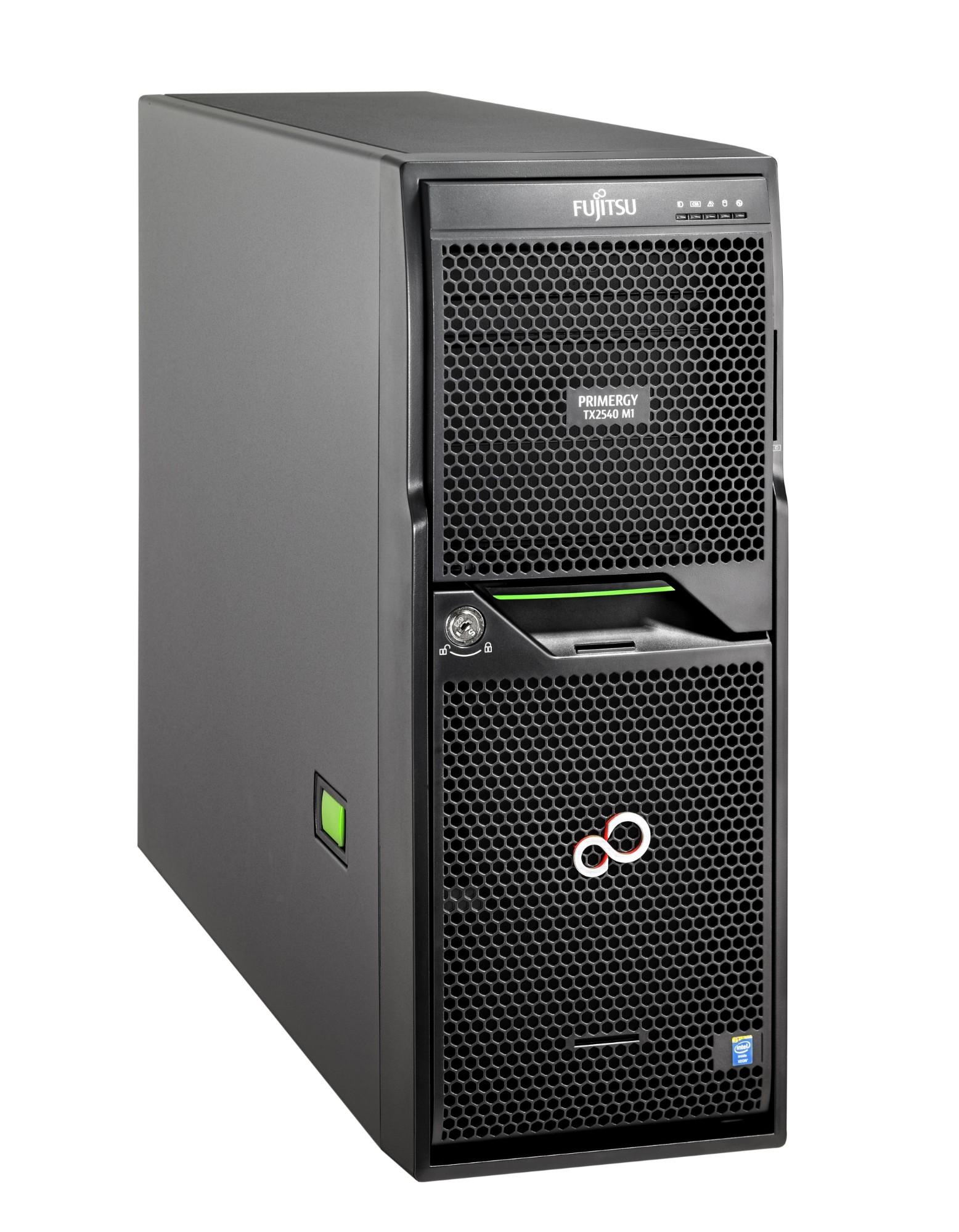 Fujitsu PRIMERGY TX2540 M1 2.4GHz E5-2407V2 Tower server