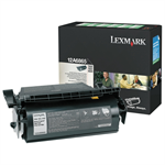 Lexmark 12A6865 Toner black, 30K pages