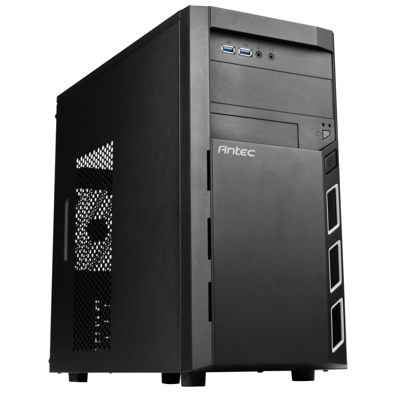 Antec VSK3000 Elite Mini Tower Black