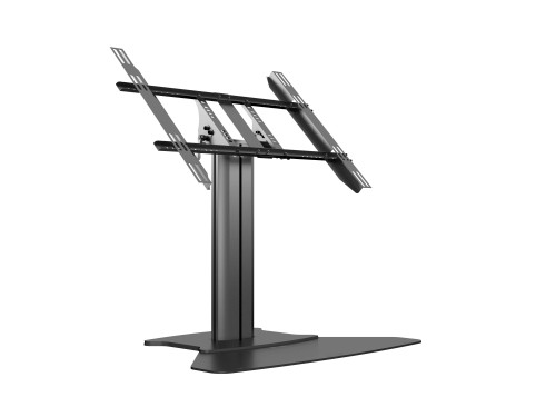Multibrackets M Public Display Stand 80 HD Floorbase Single Black