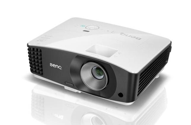 Benq MW705 Desktop projector 4000ANSI lumens DLP WXGA (1280x800) 3D Black,White data projector