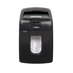 Rexel Auto+ 130X Strip shredding 60dB Black paper shredder