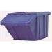 FSMISC RECYCLE STORAGE BIN/ LID BLUE 369049044