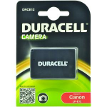 Duracell DRCE12 rechargeable battery Lithium-Ion (Li-Ion) 600 mAh 7.4 V