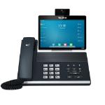 Yealink SIP VP-T49G Wired handset LCD Wi-Fi Black IP phone