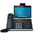 Yealink SIP VP-T49G Wired handset LCD Wi-Fi Black IP phone