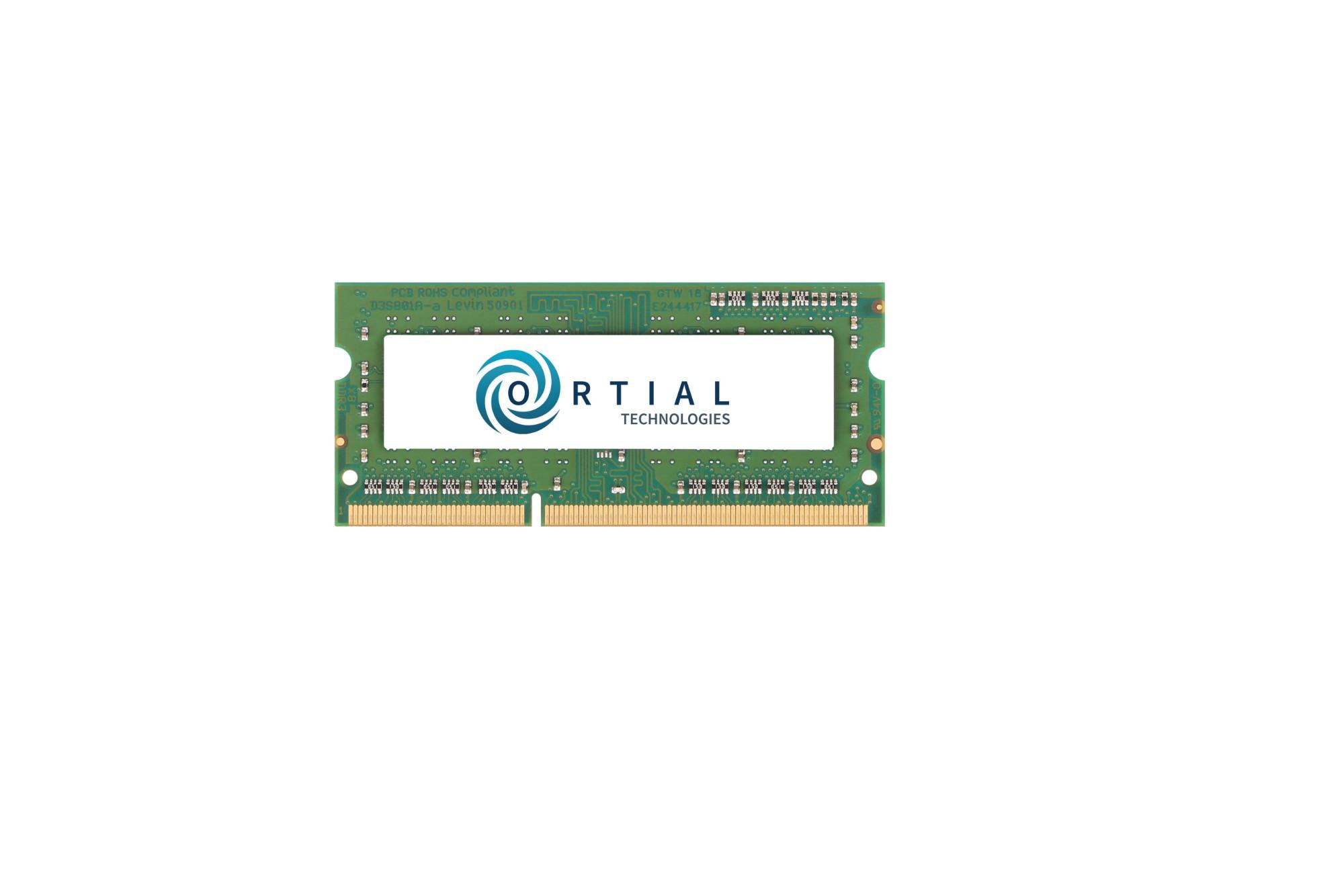 ORTIAL 16GB DDR4 2400 SODIMM