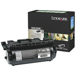 Lexmark 64016HE Toner black, 21K pages