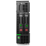 Hewlett Packard Enterprise ProLiant BL460c Gen9 2.6GHz Intel Xeon E5-2660 v3 (10 core, 2.6 GHz, 25MB, 105W) Blade