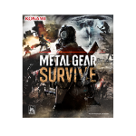 Konami Metal Gear Survive video game PC Basic English