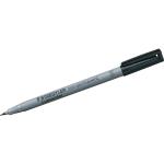 Staedtler 311-9 marker 1 pc(s) Black Bullet tip