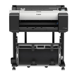Canon IPFTM-205 24 5 COLOUR GRAPHICS LARGE FORMAT PRINTER WITH STAND