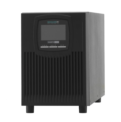 ONLINE USV-Systeme XANTO 1000 uninterruptible power supply (UPS) Double-conversion (Online) 1000 VA 1000 W 4 AC outlet(s)
