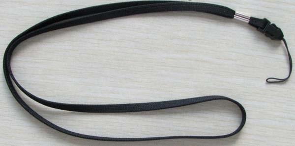 Shintaro Black 40cm Lanyard