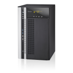 Thecus N8850 Tower Black storage server