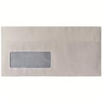 White Box WB ENV S/S DL WDW 80GM WHT PK1000 960210