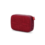 Energy Sistem Fabric Box 1+ Pocket 3 W Mono portable speaker Rojo