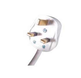 DP Building Systems 27-4020S power extension 2 m 4 AC outlet(s) Indoor White