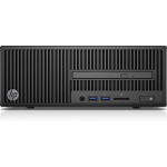 HP 280 G2 i5-7500 SFF Black PC