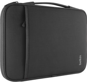 Notebook Sleeve - 11in - Black For Chromebook