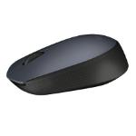 Logitech 910-004425 RF inalámbrico Óptico Ambidextro Gris ratone