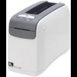 Zebra HC100 Direct thermal 300 x 300DPI Black,White