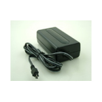 MicroBattery MBA50130 Indoor Black mobile device charger
