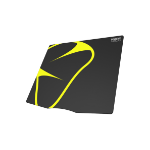 Mionix Sargas S Gaming mouse pad Black, Yellow