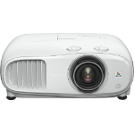 Epson EH-TW7000 beamer/projector 3000 ANSI lumens 3LCD 4K (4096 x 2400) 3D Draagbare projector Wit