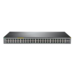 Hewlett Packard Enterprise OfficeConnect 1920S 48G 4SFP PPoE+ 370W Managed L3 Gigabit Ethernet (10/100/1000) Power over Ethernet (PoE) 1U Gray