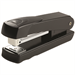 Rexel Meteor Half Strip Stapler Black