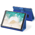 "TheSnugg iPad Pro 10.5 Leather Case 10.5"" Folio Blue"