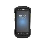 "Zebra TC77 handheld mobile computer 11.9 cm (4.7"") 1280 x 720 pixels Touchscreen 376 g Black,Silver"