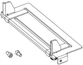 Zebra P1006106 printer kit