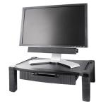 Kantek MS520 Flat panel Multimedia stand Black multimedia cart/stand